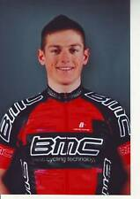 CYCLISME repro PHOTO cycliste MATHIAS FRANK équipe BMC RACING TEAM 2010