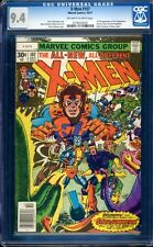 X-men 107 CGC 9.4 OW/W Pages Bronze Age Key Marvel 1st App Starjammers IGKC L@@K