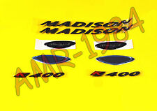 KIT DECALCO ORIGINALI MALAGUTI MADISON  400 ARGENTO CODICE 18134100