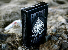 Bicycle Ellusionist Black Ghost Magic Second Edition US Playing Cards NEW SEALED