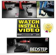 2009-2017 Ram 1500 Amp-Research 75310-01A Bed Step Trail Series Heavy Duty