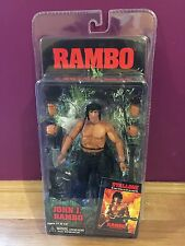 Neca John Rambo First Blood Part II – 7″ Scale Action Figure Brand New