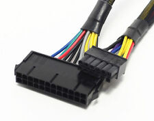 """12"""" ATX 24-Pin Female to 12-Pin Male PSU Converter Adapter for Acer Q87H3-AM"""