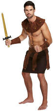 MENS ROMAN GREEK WARRIOR FANCY DRESS COSTUME STAG DOO PARTY SPARTA SOLDIER