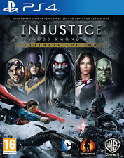 Injustice: God Amongst Us - Ultimate Edition (PS4)CHEAP PRICE FREE POSTAGE
