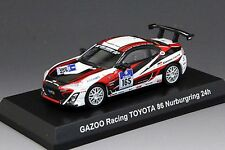 165 NOV 2014 new TOYOTA 86 GAZOO Racing AE86 1/64 Initial D Kyosho Collection 2
