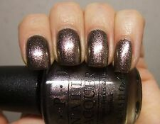 "OPI Nail Polish James Bond  "" THE WORLD IS NOT ENOUGH  "" -New/Full Size & RARE!!"