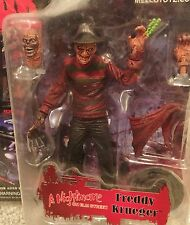 2008 Freddy Krueger Figure MISP Mezco Cinema of Fear ANOES Part 1 Toy nightmare