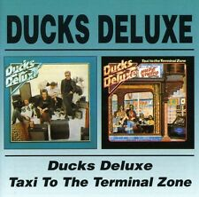Ducks Deluxe/Taxi To Terminal Zone - Ducks Deluxe (2000, CD NIEUW)2 DISC SET
