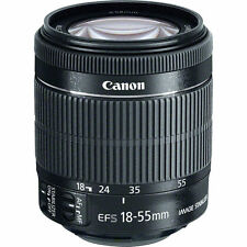 Brand New Canon EF-S 18-55mm F/3.5-5.6 STM IS Lens f/ Rebel T5i T6i T6s T5 T4i