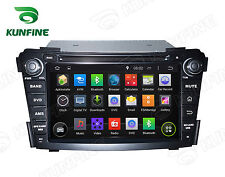 HD screen Android4.4 Car DVD GPS player For I40 radio bluetooth Wifi Quad core