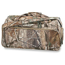 NEW CAMO Trendy Realtree Camouflage Duffel Bag Gym Hunting Camping Fishing Tote
