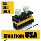 Universal Motorcycle Dual Cable Oiler Luber Lubricator Tool for YAMAHA Models