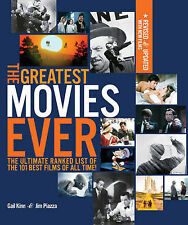 The Greatest Movies Ever, Revised And Up-To-Date: The Ultimate Ranked List of th