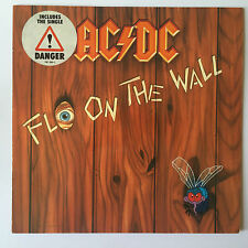 AC/DC - Fly On The Wall - 1985 Germany - Atlantic - 781 263-1 - Vinyl LP