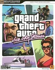 Grand Theft Auto: Vice City Stories Official Strategy Guide for PlayStation Port