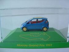 """Herpa 1/87 H0 Mercedes Benz A-Klasse """"Macau Grand Prix 1997"""" NEU/OVP B423"""