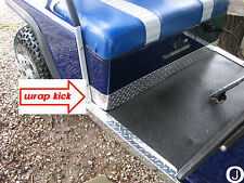 Ezgo Marathon Golf Cart WRAP Around Diamond Plate KICK Panels