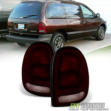 1996-2000 Dodge Caravan Town & Country Voyager 98-03 Durango Tail Lights Lamps