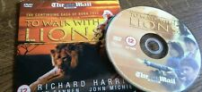 To Walk With Lions newspaper promo dvd