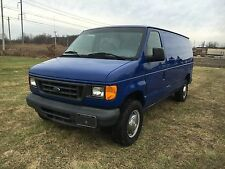 Ford: E-Series Van E-250