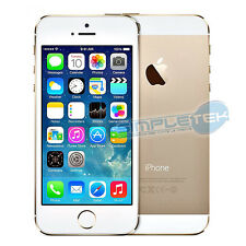 APPLE IPHONE 5S 32GB COME NUOVO GOLD - ACCESSORI - GARANZIA 4 MESI