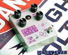 Genevieve FX Power Boost & Overdriver - Gilmour, Beck and Bolan