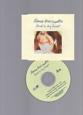 ☆☆ HAND IN MY POCKET ALANIS MORRISETTE CD SINGLE 3 track ☆☆