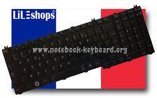 Clavier Français Original Pour Toshiba Satellite MP-08H76F06698 NEUF