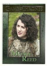 2014 Game of Thrones Season 3 GOLD Parallel Card # 86 Serial # 12/150 Mera Reed