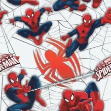 Camelot Cottons Marvel Ultimate Spider-Man 13080106 1 White Spidey's Web
