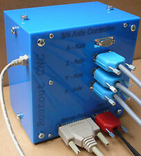 4 Axis 2.5 Amp CNC Router / CNC Mill Stepper controller.