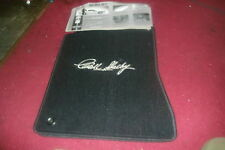 2007 - 2013 SHELBY MUSTANG GT500 SHELBY GT CARROLL SHELBY FLOOR MATS NEW SET OEM