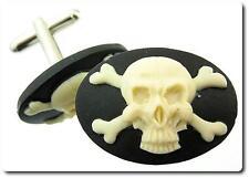 GEMELOS Camafeo en resina Cráneo
