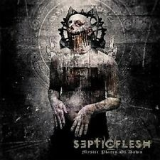 SEPTIC FLESH - Mystic Places Of Dawn  [Re-Release] DIGI