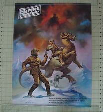 STAR WARS THE EMPIRE STRIKES BACK THE COCA COLA COMPANY NUMBER TWO OF THREE POST