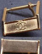 Original Cartier Buckle Fibbia 14mm inner Rose Gold Plated Excellent ! L@@K ! !