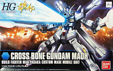 Bandai HG Build Fighters 014 CROSS BONE GUNDAM MAOH 1/144 scale kit