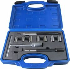 BERGEN 10pc  DIESEL INJECTOR SEAT CUTTER SET B5546
