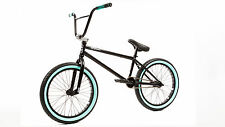 "FIT 2017 NORDSTROM 1 GLOSS BLACK 20.5""tt BMX BIKE +DVD +SHIP Haro KINK SUNDAY GT"