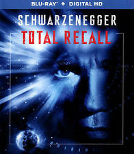 Total Recall (Blu-ray Disc, 2015, Includes Digital Copy; UltraViolet)
