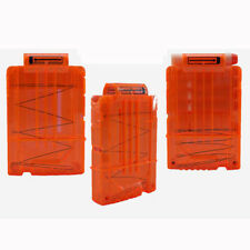 Rounds 5 Dart Magazine Darts Quick Reload Clip System Kit For Nerf N-Strike 9927
