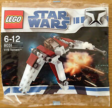 Lego Star Wars - 8031 Mini V19 Torrente * Totalmente nuevo/Sellado * (bolsa de polietileno)