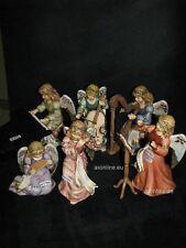 + # a017052 Goebel archivado prototipo set gloria Ángel capilla grupo musical figuras 6