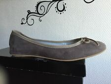 Ballerines Taille 39 Sisley Taupe