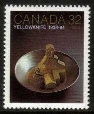 Canada MNH 1984 The 50th Anniversary of Yellowknife