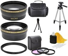 Lens Filter Accessory Kit for Sony Cyber-Shot DSC-H400 DSC-HX400 DSC-HX300