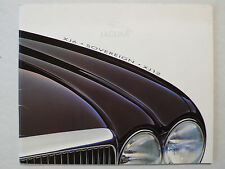 Prospectus-Jaguar x300: xj6, sovereign 4.0, v12, 8.1995, 40 pages