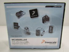NEW - FREESCALE SEMICONDUCTOR S08 ULTRA LOW POWER SEGMENT LCD MCU MC9S08LL64