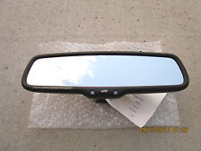 06 - 12 TOYOTA RAV4 LIMITED REAR VIEW MIRROR WITH BACK UP CAMERA LCD DISPLAY